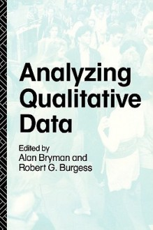 Analyzing Qualitative Data - Alan Bryman