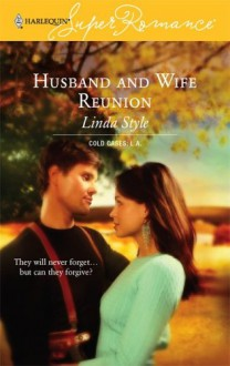 Husband And Wife Reunion (Silhouette Superromance) - Linda Style
