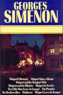 Georges Simenon: Maigret Novels, Ten - Georges Simenon