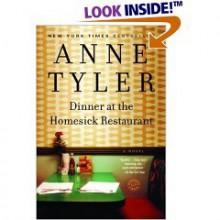 Dinner at the Homesick Restaurant - Anne Tyler, Pamela Reed