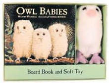 Owl Babies: Book and Toy Gift Set (Board Book) - Martin Waddell, Patrick Benson
