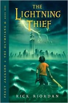 The Lightning Thief - Rick Riordan