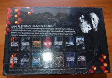 JAMES BOND 007: THE 12 BOOK COLLECTION Casino Royale, Live and Let Die, Moonraker, Diamonds Are Forever, From Russia with Love, Dr. No, Goldfinger, For ... ETC. - Ian Fleming
