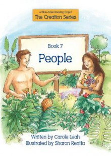 People: Book 7 a Bible-Based Reading Project - Carole Leah