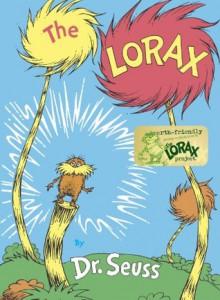 The Lorax (Classic Seuss) - Dr. Seuss