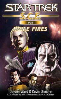 Star Trek S.C.E. #25 - Dayton Ward,Kevin Dilmore,Ward Dayton
