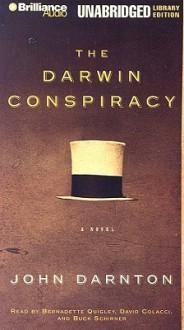 The Darwin Conspiracy (Audio) - John Darnton