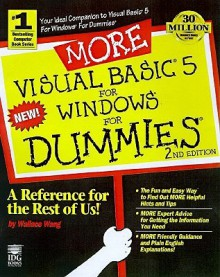 More Visual Basic 5 for Windows for Dummies - Wallace Wang