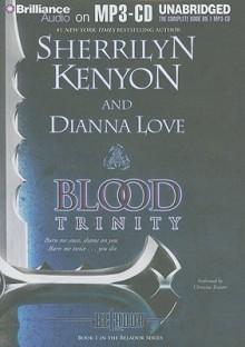 Blood Trinity - Sherrilyn Kenyon