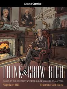 Think & Grow Rich from SmarterComics - Napoleon Hill, Joe Flood