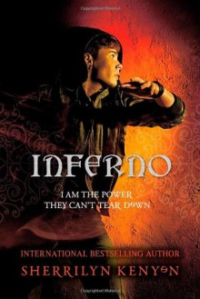 Inferno (Chronicles of Nick #4) - Sherrilyn Kenyon