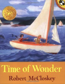 Time of Wonder - Robert McCloskey