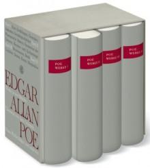 Werke in vier Bänden: Vier Bände im Schuber - Edgar Allan Poe