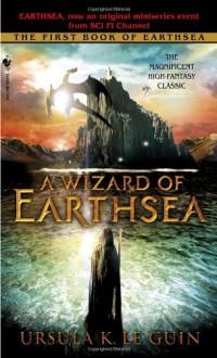 A Wizard of Earthsea - Ruth Robbins, Ursula K. Le Guin