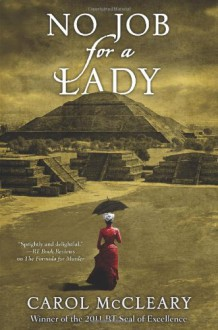 No Job for a Lady - Carol McCleary