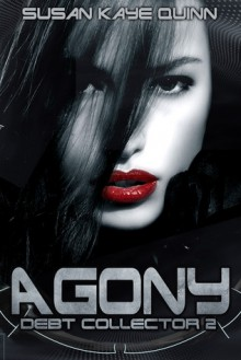 Agony - Susan Kaye Quinn