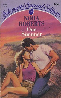 One Summer (Celebrity Magazine #2) (Silhouette Special Edition #306) - Nora Roberts