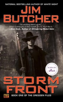 Storm Front: Book one of The Dresden Files - Jim Butcher