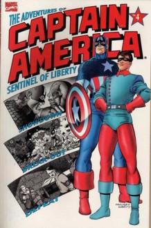 Adventures of Captain America, Vol. 4 - Fabian Nicieza, Terry Austin, Steve Carr
