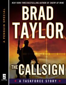 The Callsign - Brad Taylor