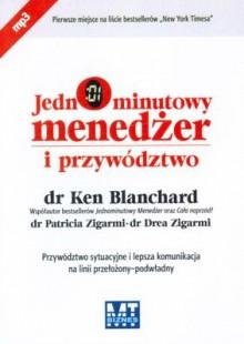 Jednominutowy menedżer i przywództwo (audiobook CD) - Blanchard Ken