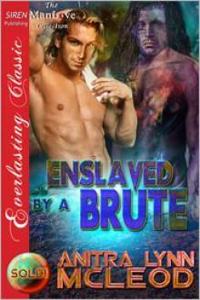 Enslaved by a Brute - Anitra Lynn McLeod
