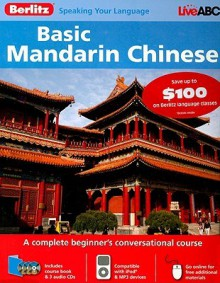 Berlitz Basic Mandarin Chinese [With 132 Page Coursebook] - Berlitz Publishing Company