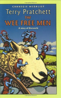 The Wee Free Men (Discworld, #30) - Terry Pratchett