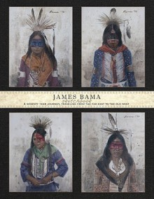 James Bama Sketchbook: A Seventy Year Journey, Traveling from the Far East to the Old West - James Bama