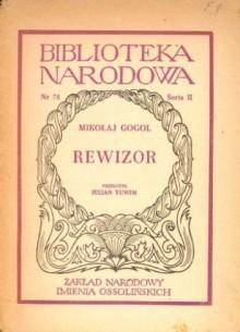 Rewizor - Mikołaj Gogol