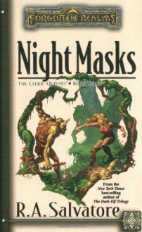 Night Masks - Robert Anthony Salvatore