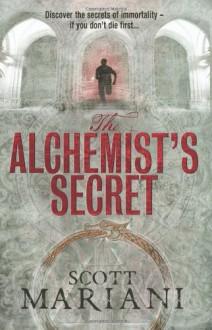 The Alchemist's Secret - Scott Mariani