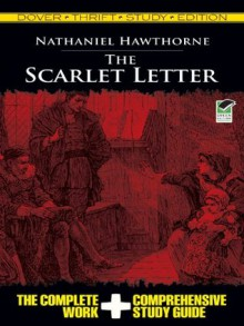 The Scarlet Letter Thrift Study Edition (Dover Thrift Study Edition) - Nathaniel Hawthorne