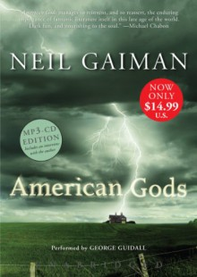 American Gods (Audiocd) - George Guidall, Neil Gaiman