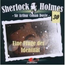 Eine Frage der Identität - Arthur Conan Doyle