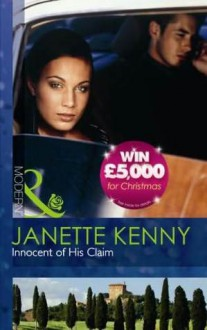 Innocent Of His Claim - Janette Kenny