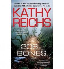 206 Bones - Kathy Reichs
