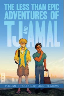 The Less Than Epic Adventures of TJ and Amal - E.K. Weaver