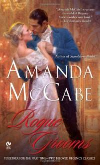 Rogue Grooms - Amanda McCabe