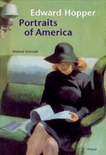 Edward Hopper: Portraits of America (Pegasus) - Wieland Schmied, Edward Hopper