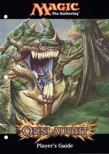 Magic the Gathering: Onslaught Player's Guide - Wizards of the Coast