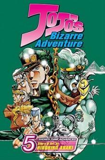 JoJo's Bizarre Adventure, Vol. 5 - Hirohiko Araki, 荒木 飛呂彦