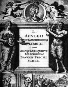 The Golden Asse [Illustrated] - Apuleius