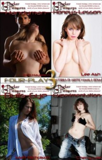 Four-Play #3: Stories of Erotic Female BDSM (Four-Play: Stories of Erotic Female BDSM) - Matt Nicholson, Lee Ash, Cherry Lee, Jon Hayworth