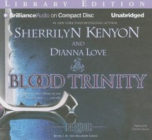 Blood Trinity (The Belador Code Series) - Sherrilyn Kenyon