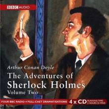 The Adventures of Sherlock Holmes, Volume III - Arthur Conan Doyle