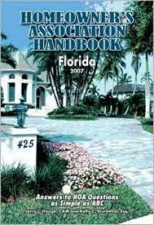 Homeowner's Association Handbook - Jerry Hough, Kelly Sturmthal