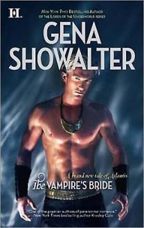 The Vampire's Bride - Gena Showalter