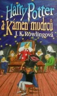 Harry Potter a Kámen mudrců - Vladimír Medek, Galina Miklínová, J.K. Rowling