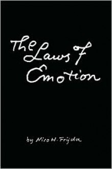 The Laws of Emotion - Nico Frijda